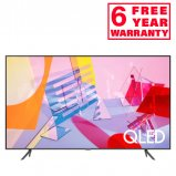 Samsung QE50Q60TA 50 inch QLED 4K Quantum HDR Smart TV with Tizen OS front