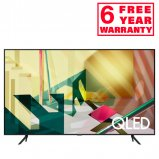 Samsung QE65Q70TA 65 inch QLED 4K Quantum HDR Smart TV with Tizen OS front