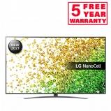 LG 86NANO866 2021 86 inch Nano86 4K NanoCell Smart TV front