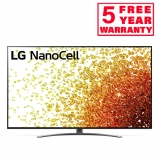 LG 75NANO916 2021 75 inch 4K Ultra HD NanoCell Smart TV front
