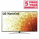 LG 65NANO916 2021 65 inch 4K Ultra HD NanoCell Smart TV front