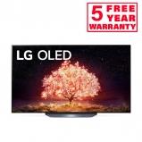 LG OLED65B16 2021 65 inch 4K Smart OLED TV front