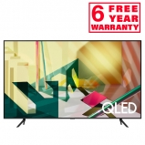 Samsung QE55Q70TA 55 inch QLED 4K Quantum HDR Smart TV with Tizen OS front
