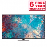 Samsung QE75QN85AA 2021 75 inch QN85A Neo QLED 4K HDR 1500 Smart TV front