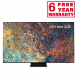 Samsung QE65QN94AA 2021 65 inch QN94A Neo QLED 4K HDR Smart TV front