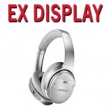 Bose QuietComfort 35 II Noise Cancelling Wireless Headphones Silver - Ex Display