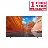 Sony KD50X80JU 2021 55 inch 4K Ultra HD HDR Smart TV front