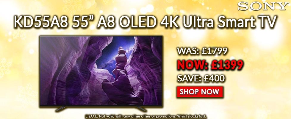 Winter Sale - Sony KD55A8