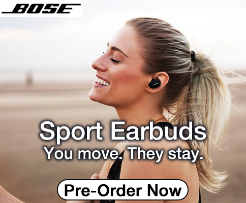 Bose Audio Sunglasses + Sport Earbuds