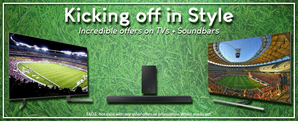 TV + Soundbar Specials