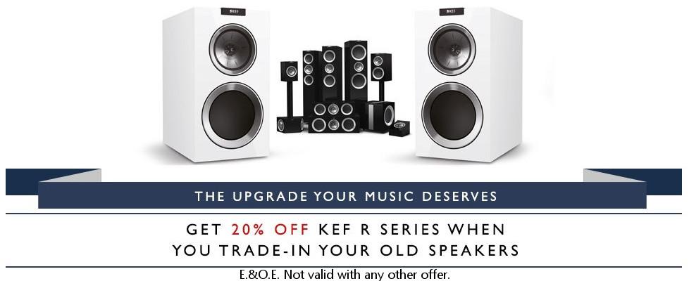 Kef R Series - Trade In