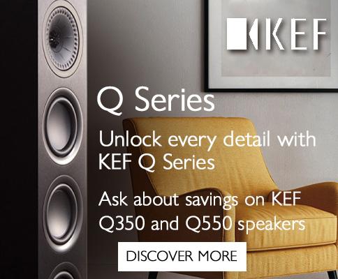 KEF LS50 + Q Series