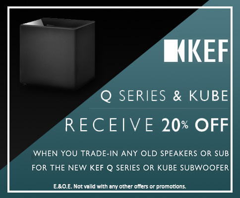 Kef Q Series - Trade in