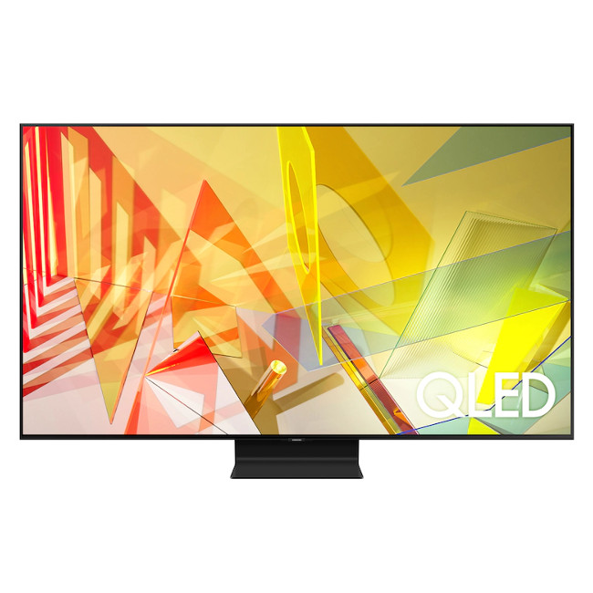 Television Sets Samsung QE55Q90TA 55 inch Flagship QLED 4K HDR Smart TV - Ex Display