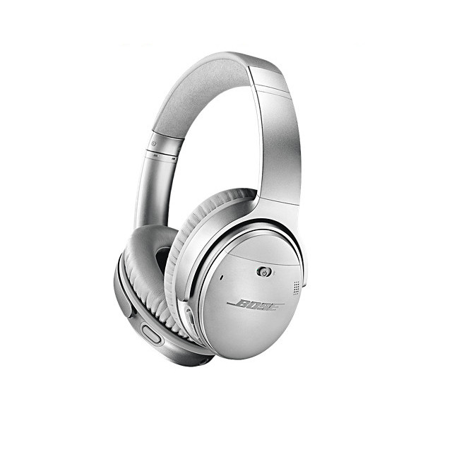 Bose Bose QuietComfort 35 II Noise Cancelling Wireless Headphones Silver - Ex Display