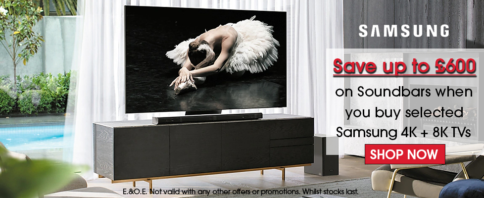 Samsung Soundbar Savings