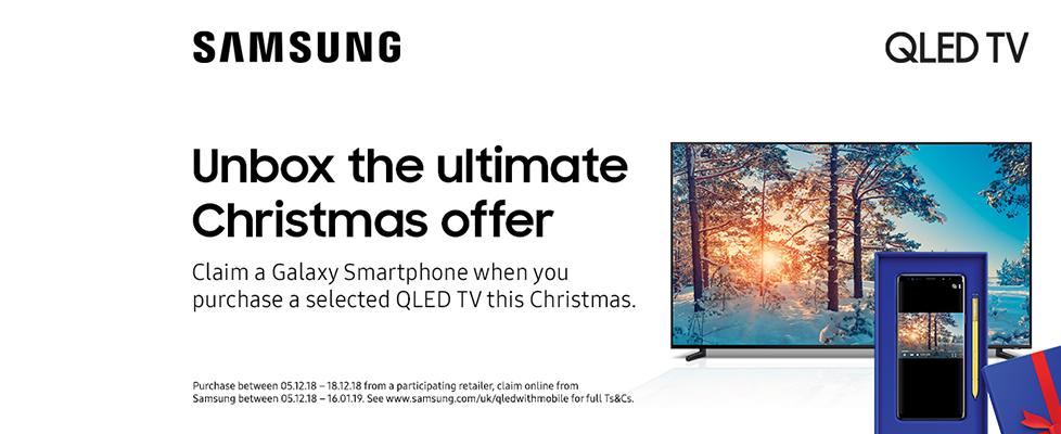 Samsung Galaxy Promotion