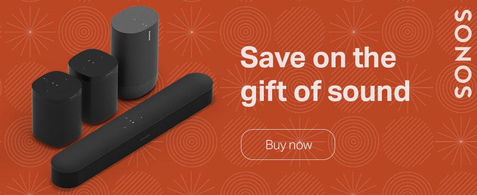 Black Friday Sonos Promotion