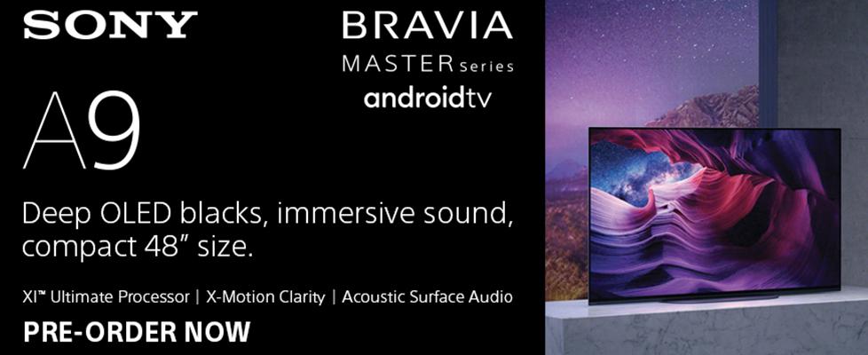 Sony A9 Pre-Order