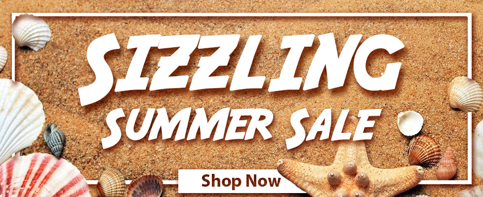 Sizzling Summer Sale
