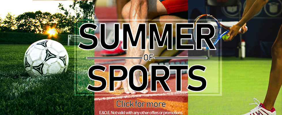Summer of Sports