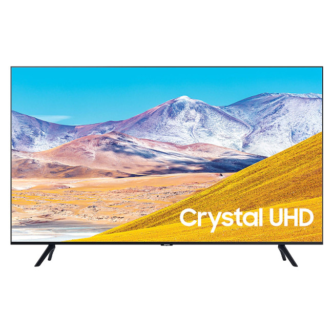 Television Sets Samsung UE50TU8000 50 inch HDR Smart 4K TV with Tizen OS - Ex Display