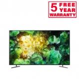 Sony KD43XH8196 43 inch 2020 4K Ultra HD HDR Smart TV front