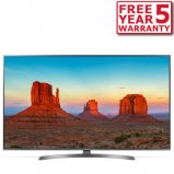 LG 55UK6750P 55 inch 4K Ultra HD Smart TV front