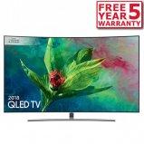 Samsung QE55Q8CNA 55 inch QLED Certified UHD HDR 1500 Smart 4K TV