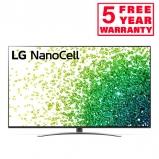 LG 55NANO886 2021 55 inch 4K Ultra HD NanoCell Smart TV front