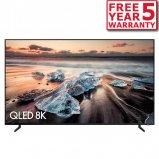 Samsung QE85Q900R 85 inch QLED 8K HDR 4000 Smart TV