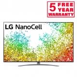 LG 65NANO966 2021 65 inch 8K Ultra HD NanoCell Smart TV front
