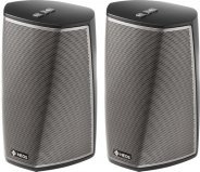 Denon HEOS 1 HS2 Duo Pack - Black Wireless Multiroom Speakers