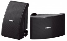 Yamaha NSAW392 All Weather Speaker System in Black