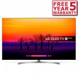 LG OLED65B8S 65 inch OLED Ultra HD HDR 4K Smart TV front