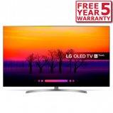 LG OLED55B8S 55 inch OLED Ultra HD HDR 4K Smart TV front