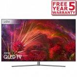 Samsung QE65Q8FNA 65 inch 4K Ultra HD Premium HDR 1500 Smart QLED TV front