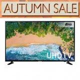Samsung UE50NU7020 50 inch Ultra HD Certified HDR Smart 4K TV front