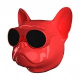 Jarre AeroBull Nano Wireless Bluetooth Speaker in Glossy Red front