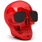 Jarre AeroSkull XS+ 2.1 Wireless Bluetooth Speaker in Glossy Red front