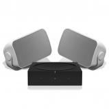 Sonos Wireless Amplifier with Sonos Outdoor Speaker (Pair)