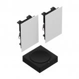 Sonos Wireless Amplifier with Sonos In-Wall Speaker (Pair)