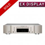 Marantz CD6006 CD player in Silver UK Edition Ex Display front
