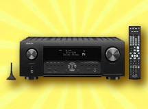 Spring Sale - Amplifiers + Receivers