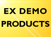 Ex Demo Products