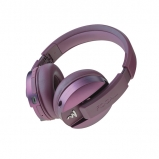 Focal Listen Premium Closed Back Wireless Headphones in Purple