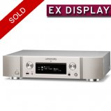 Marantz NA6005 Network Audio Player in Silver Gold Ex Demo