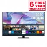 Samsung QE55Q700TA 55 inch QLED 8K HDR 2020 Smart TV front