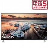 Samsung QE75Q950RB 75 inch 2019 Flagship QLED 8K HDR 4000 Smart TV