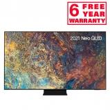 Samsung QE65QN95AA 2021 65 inch QN95A Flagship Neo QLED 4K HDR 2000 Smart TV front